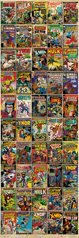 gb DP0442-MARVEL-covers