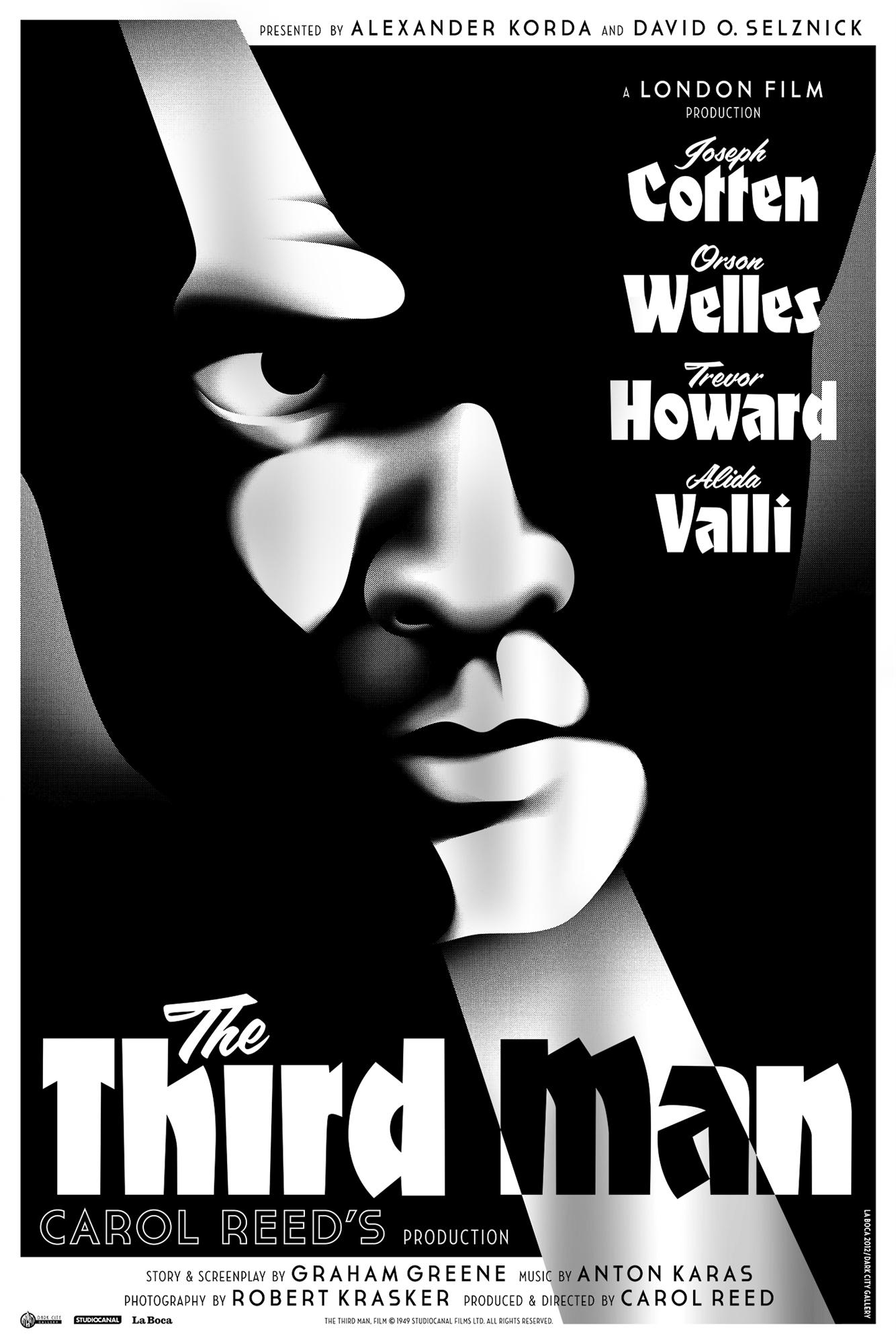 la boca the third man variant