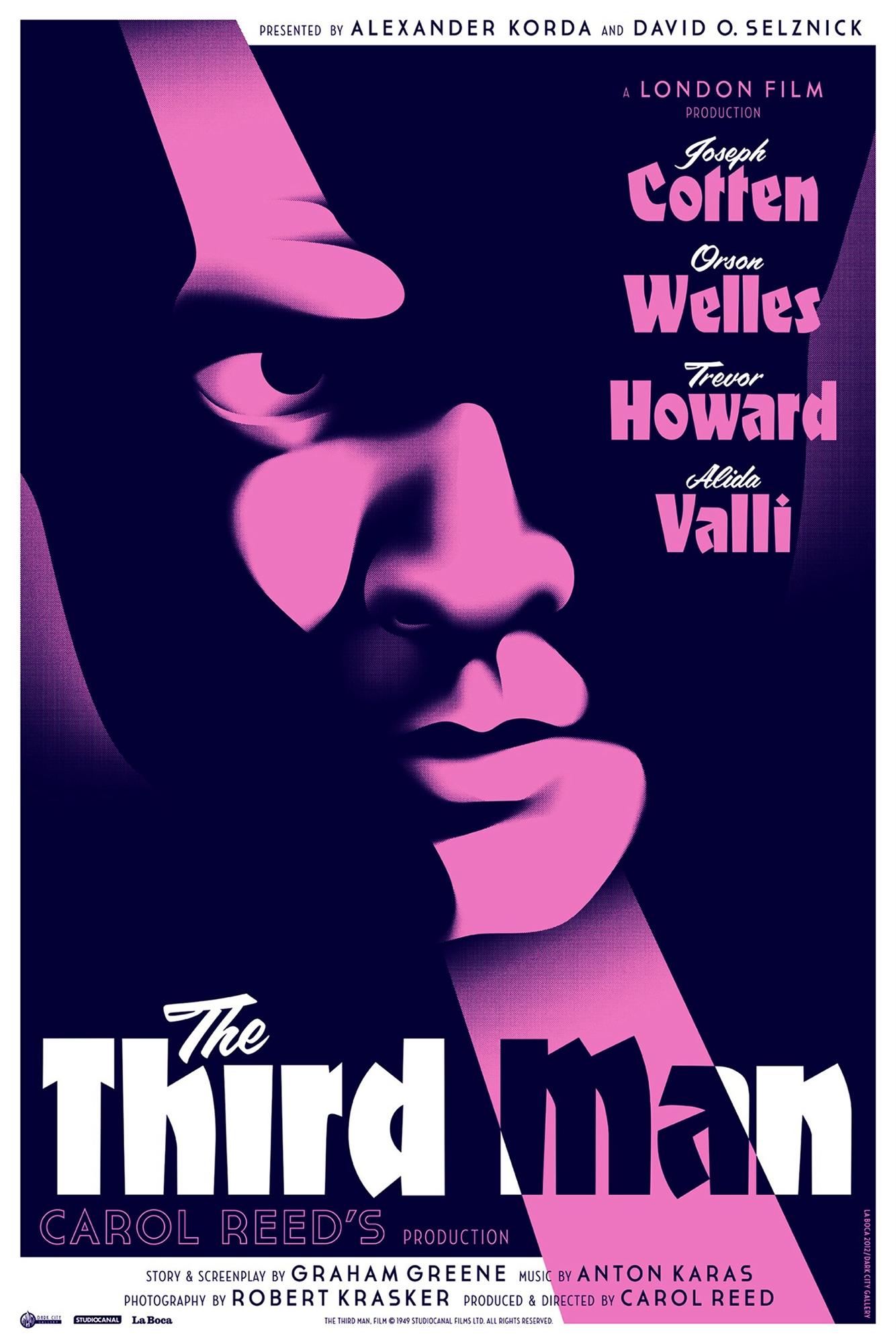 la boca the third man