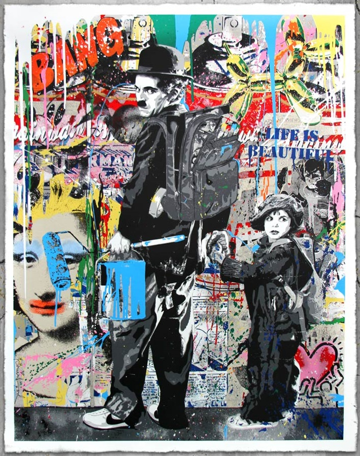 mr brainwash just kidding