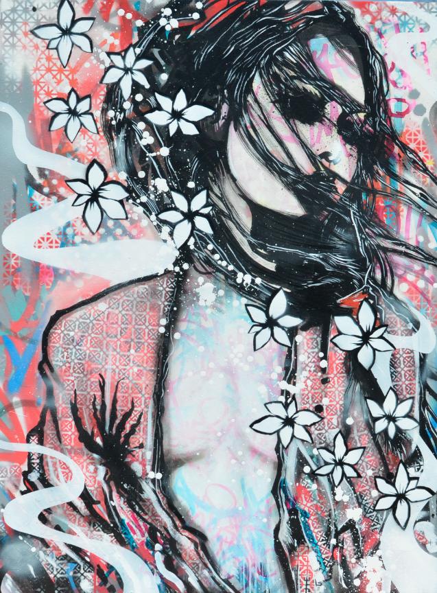 ortiz sakura flower