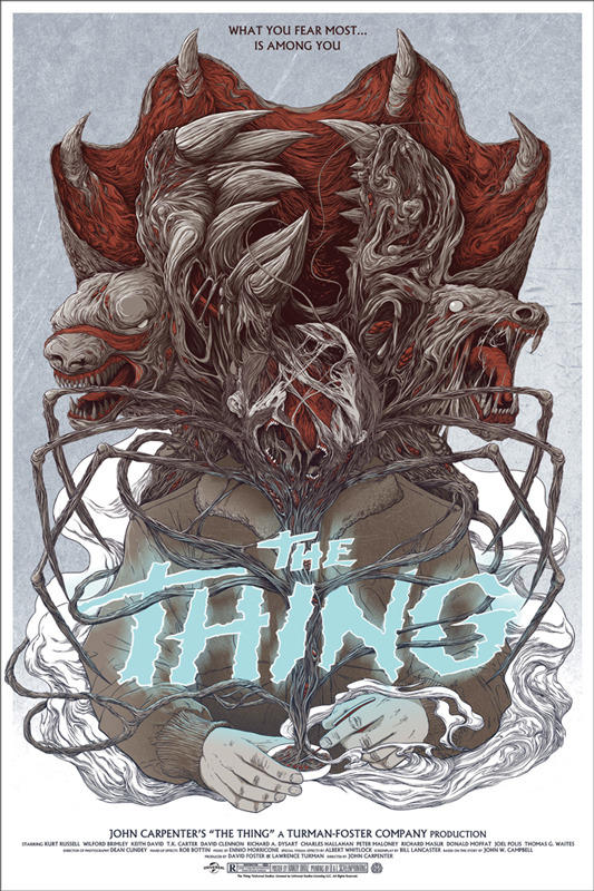 ortiz the thing