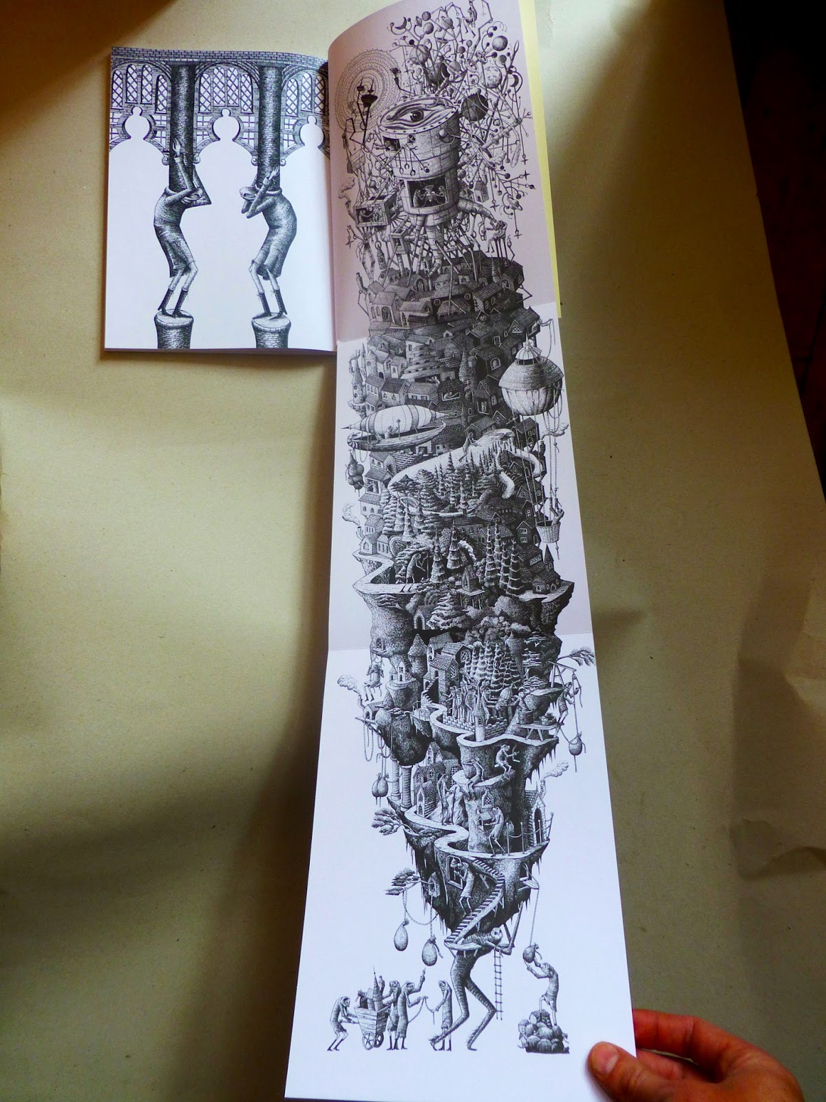phlegm book poster