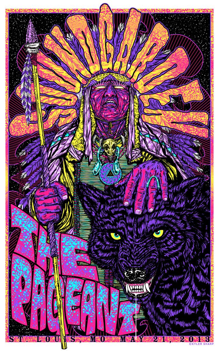 sharp Soundgarden - St. Louis, MO 2013