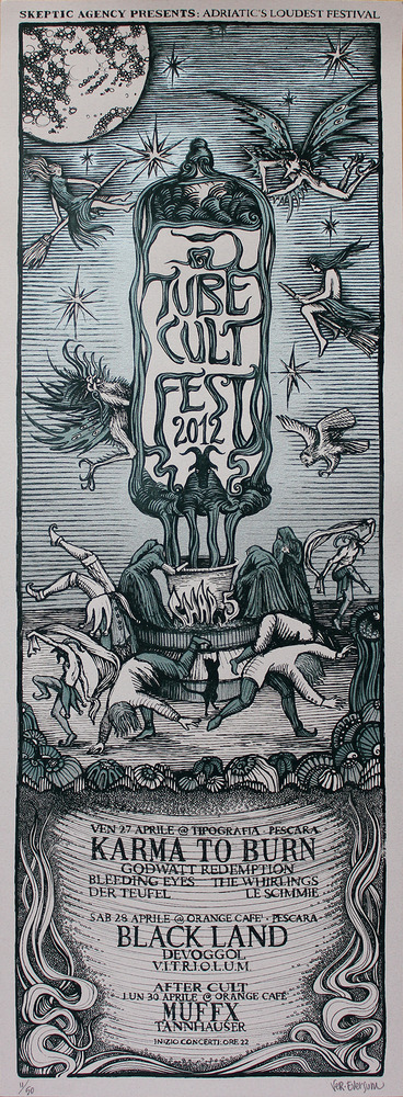 ver eversum Tube Cult Fest - Chap. V 2012