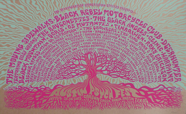 westell Austin Psych Fest 2013