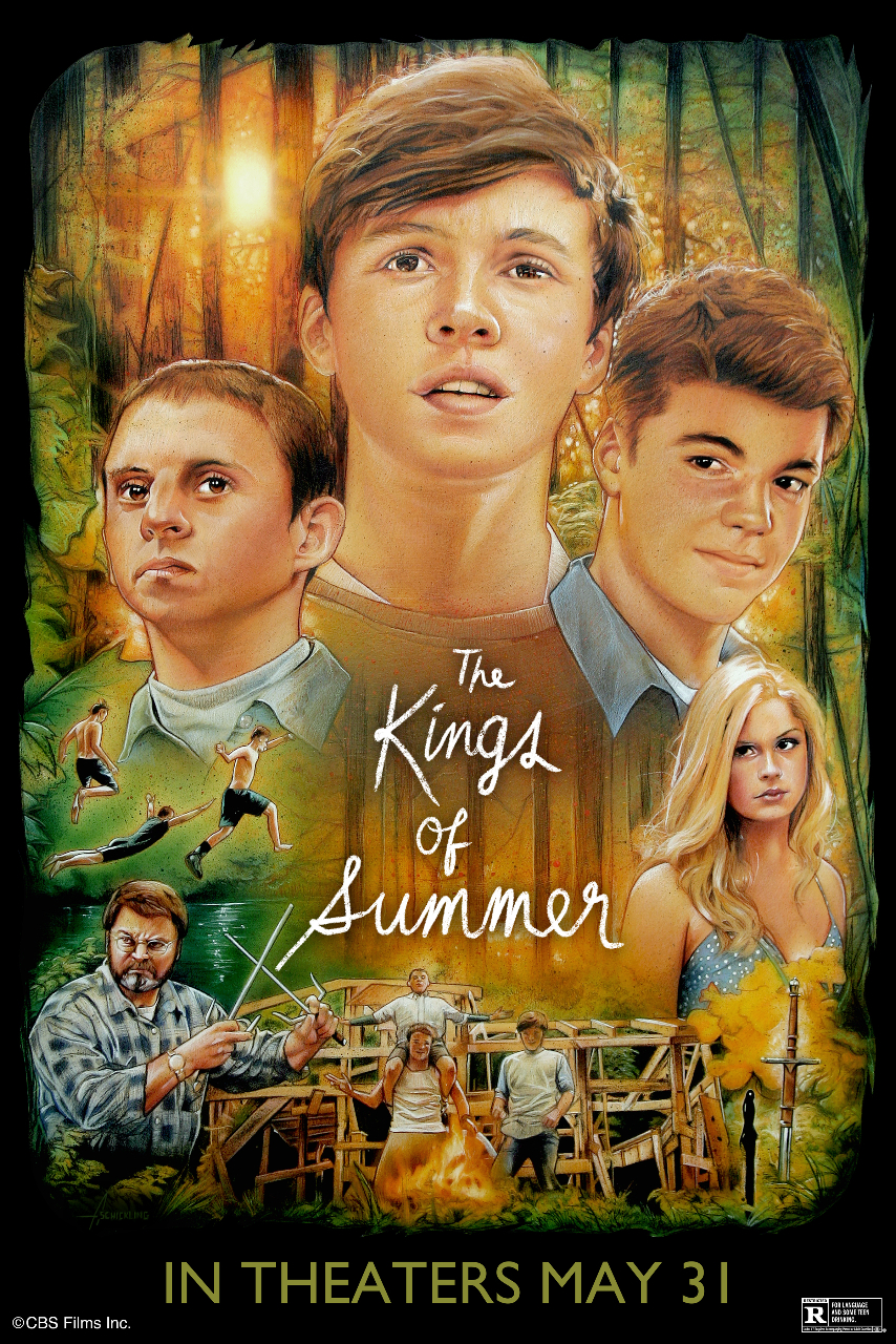 The Kings of Summer Adam Schickling