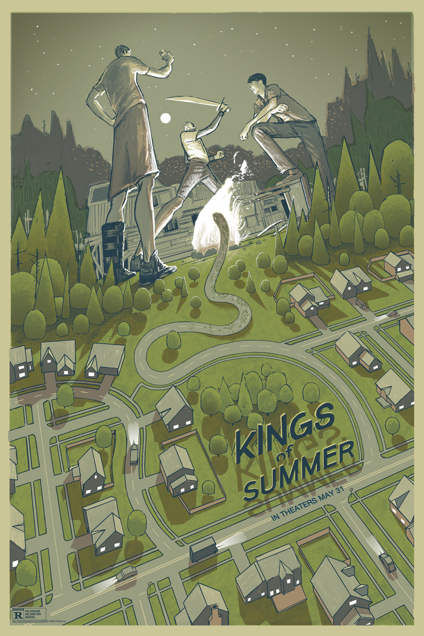 The Kings of Summer Rich Kelly