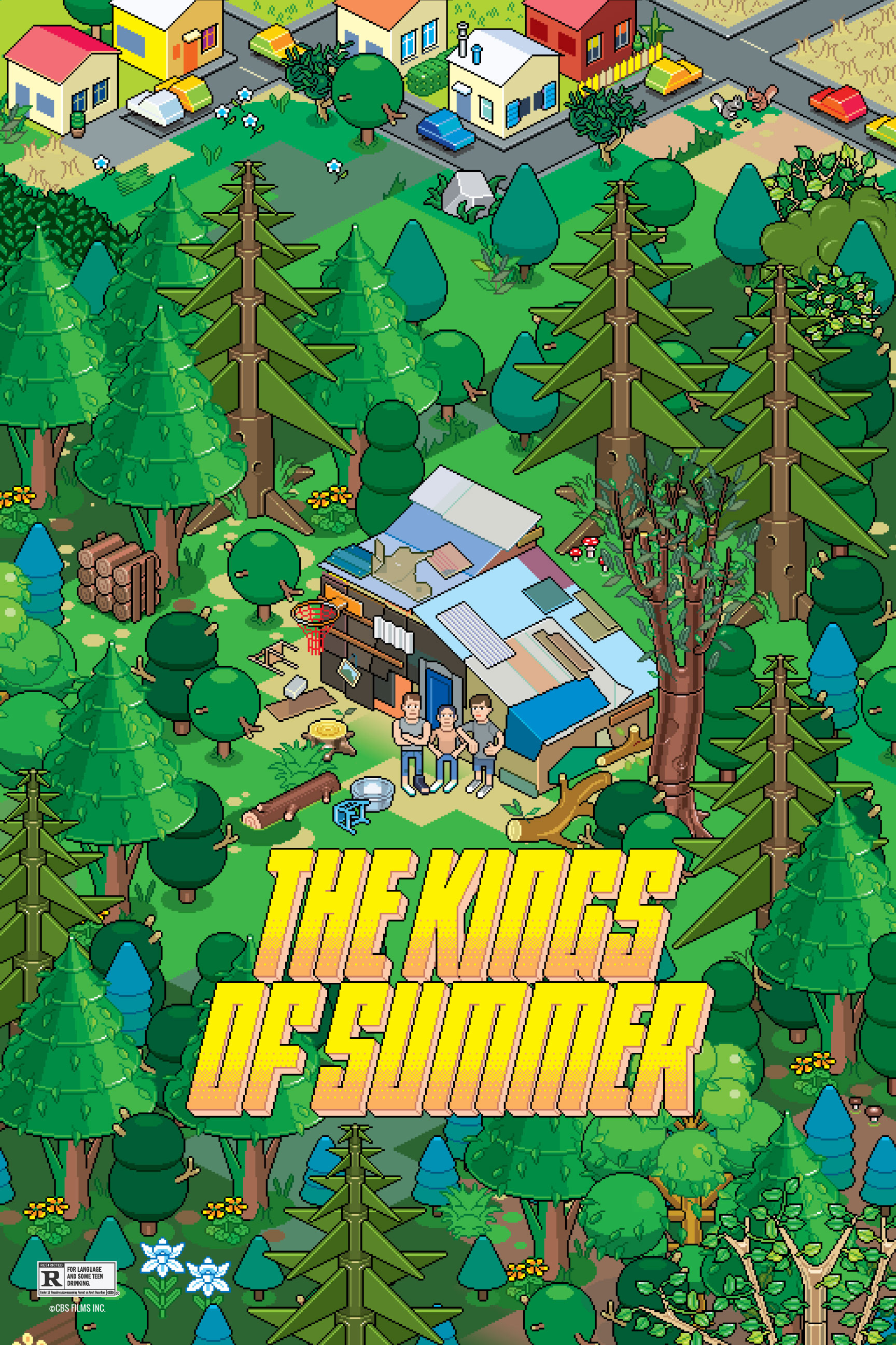 The Kings of Summer eBoy
