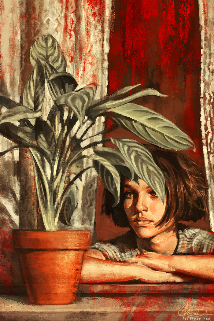 bottleneck gallery Alice X. Zhang moments leon the professional