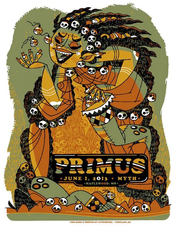 burwell Primus - Maplewood, MN 2013