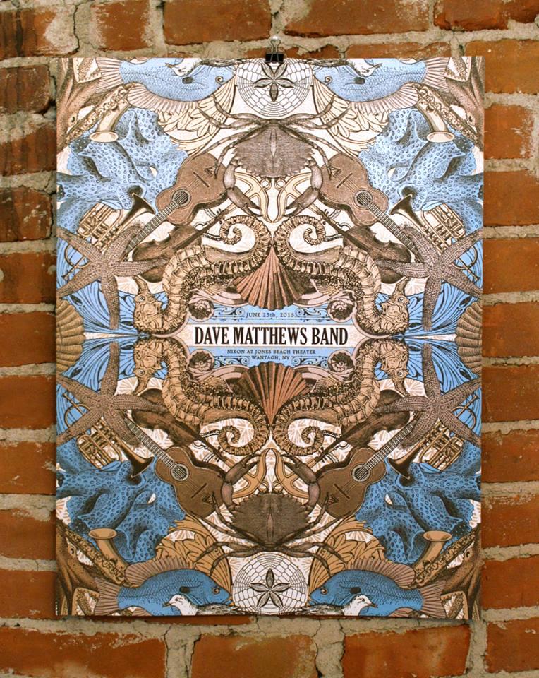 duval Dave Matthews Band - Wantagh, NY 2013