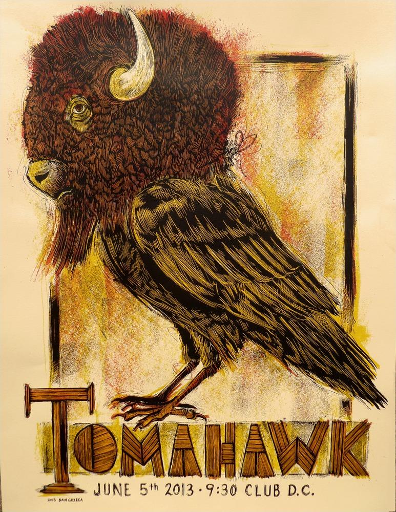 grzeca Tomahawk - Washington DC 2013