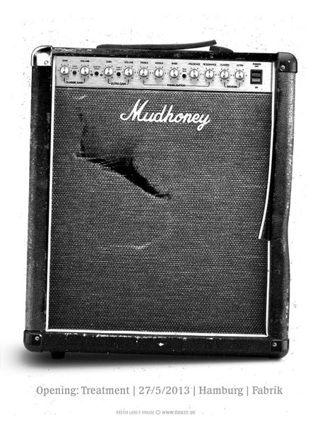 krause Mudhoney - Hamburg 2013