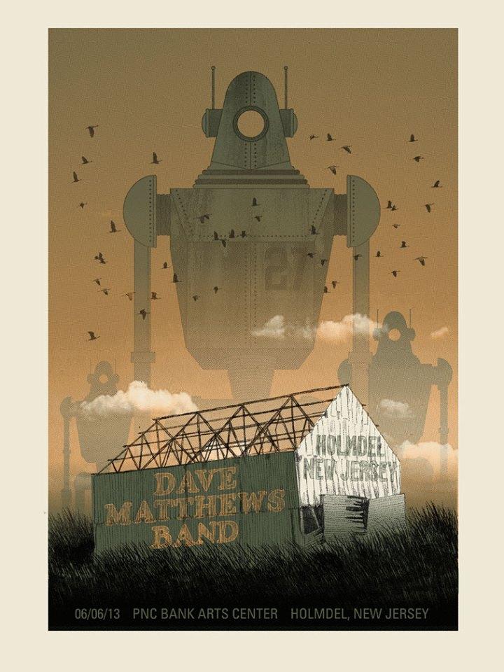 mcdevitt Dave Matthews Band - Holmdel, NJ 2013