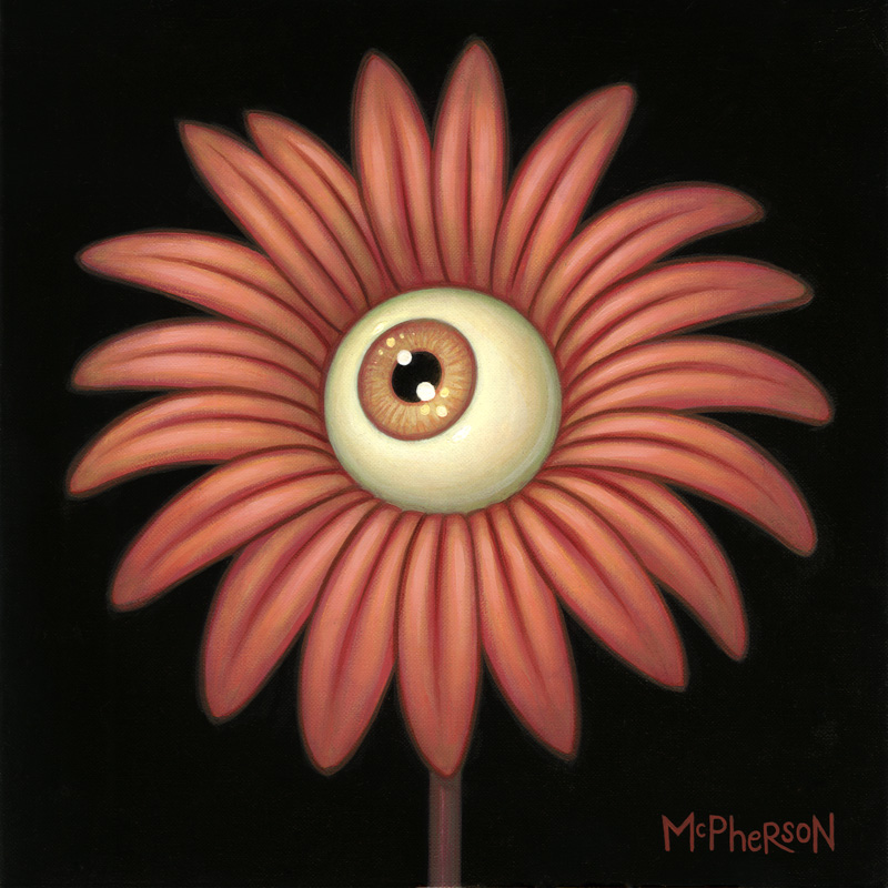 mcpherson The Day's Eye - Daisy