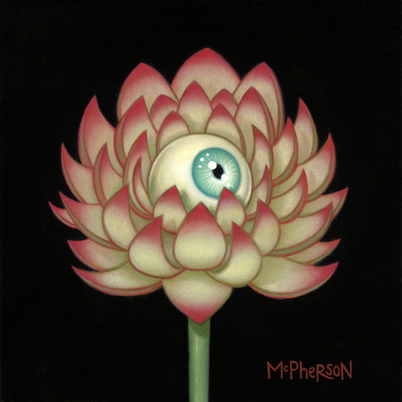 mcpherson The Day's Eye - Lotus