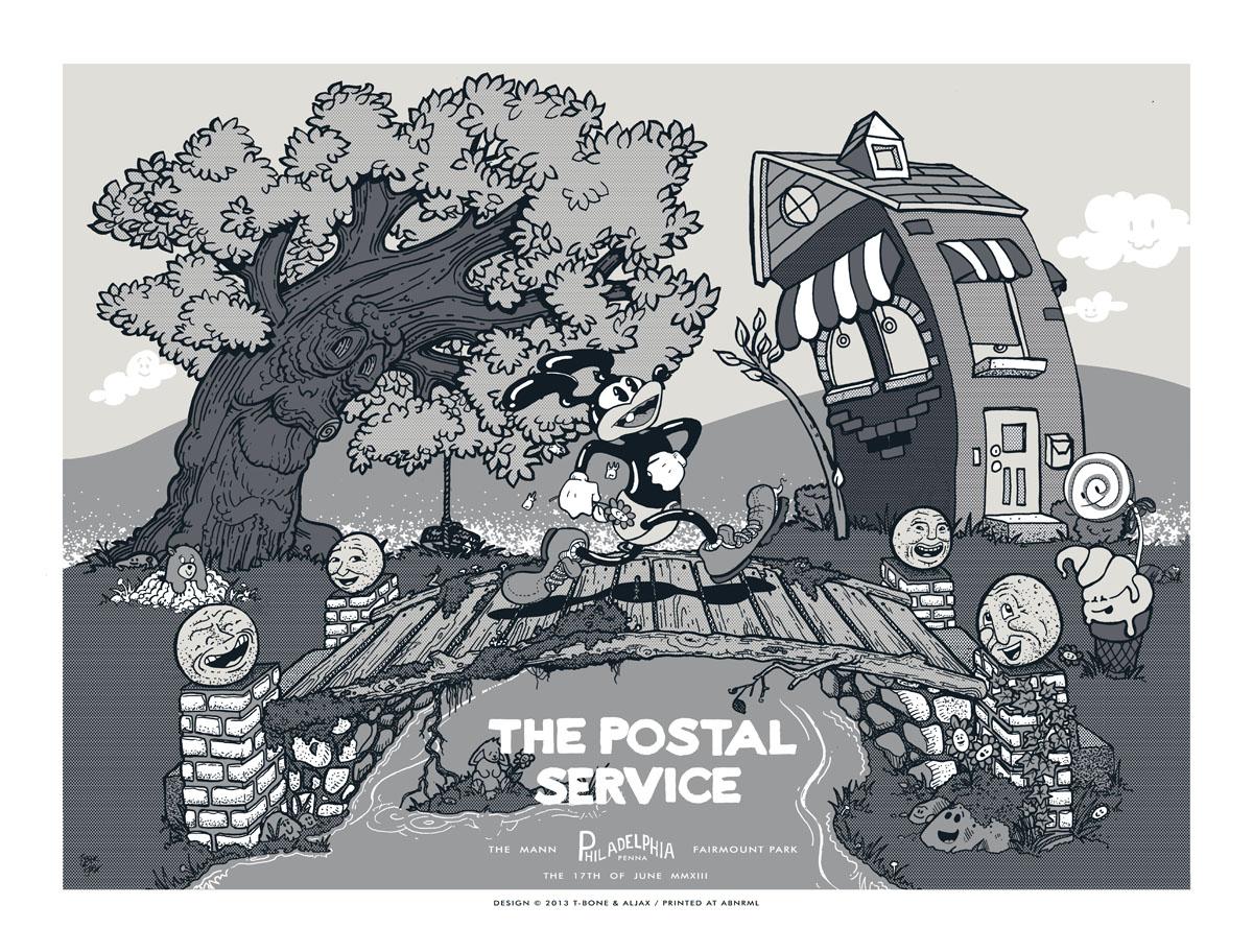 tbone aljax the postal service philadelphia pa 2013