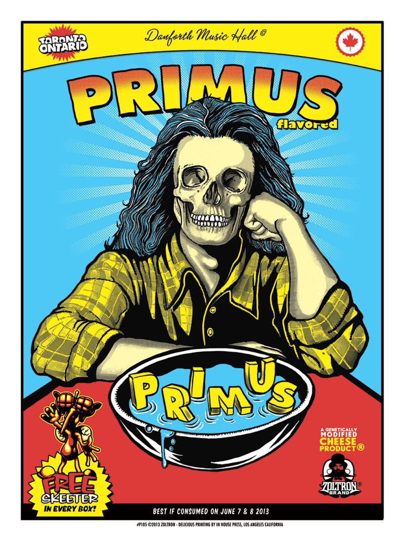 zoltron Primus - Toronto, ON  2013