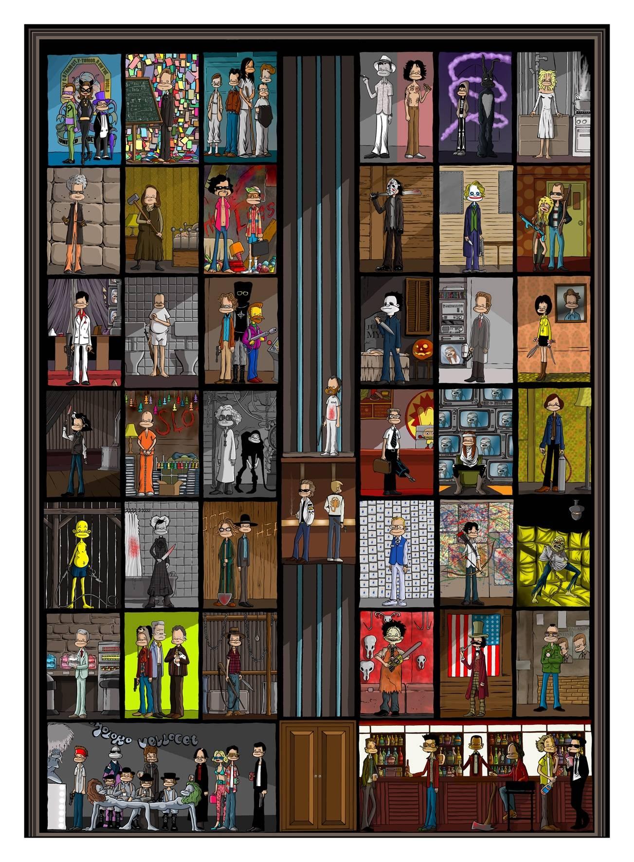 bottleneck gallery where is my mind mark chilcott