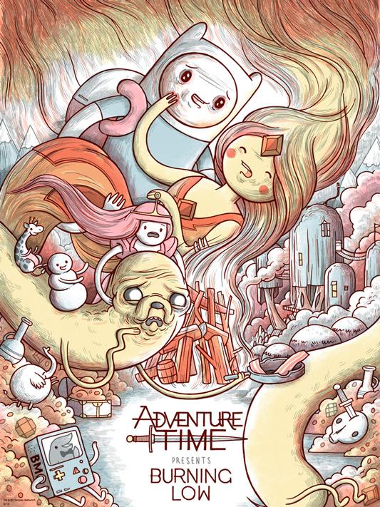 drozd adventure time