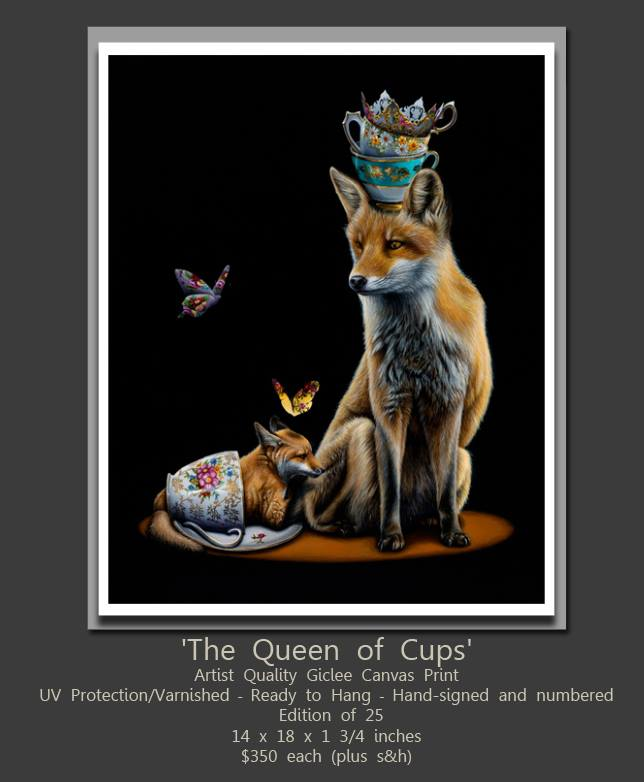 gagnon the queen of cups