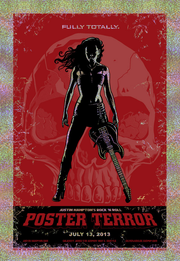 hampton poster terror variant