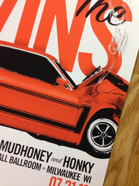 kollective fusion Melvins  Mudhoney - Milwaukee, WI 2013 2