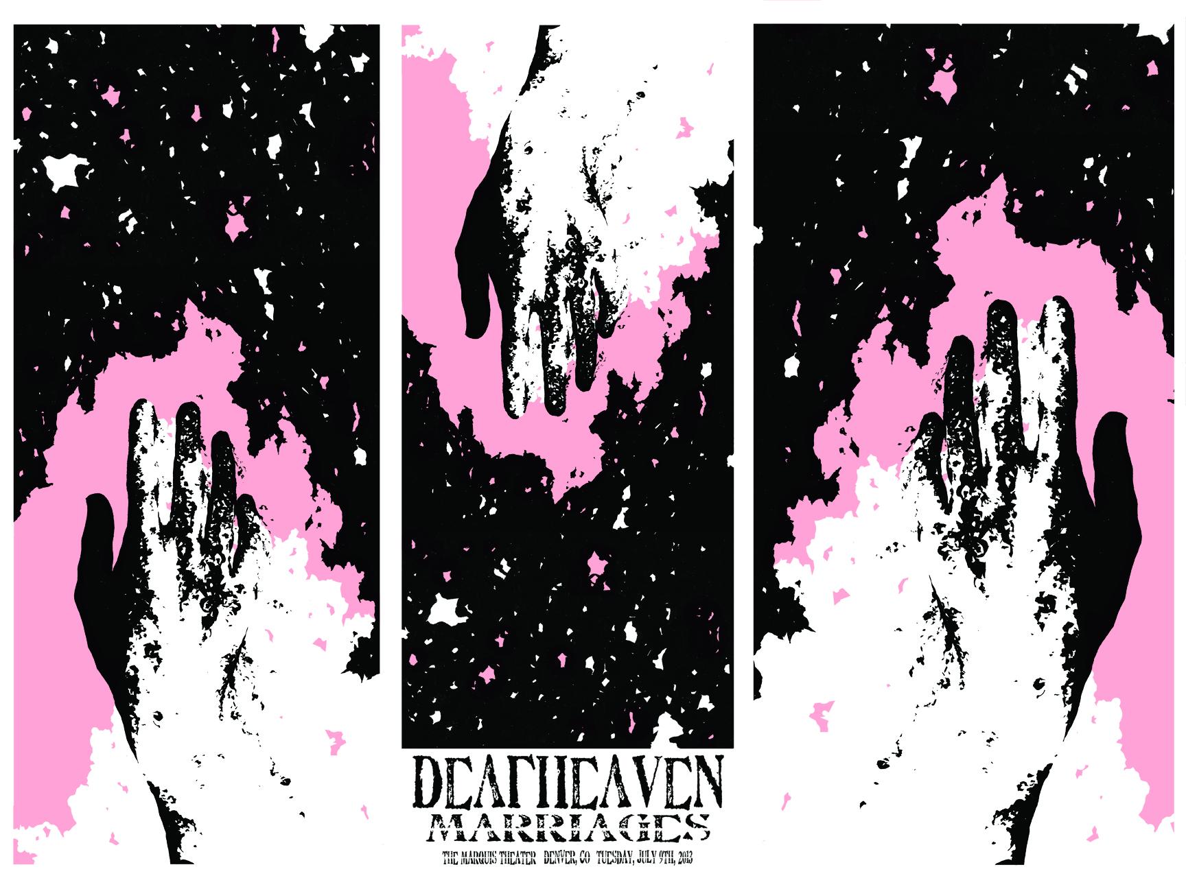 mowry Deafheaven - Denver, CO 2013