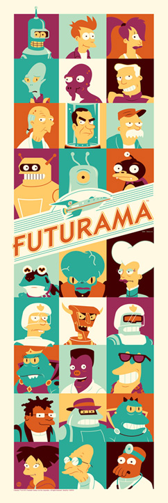perillo futurama