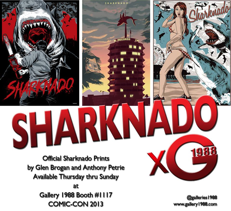 sdcc 2013 gallery 1988 sharknado