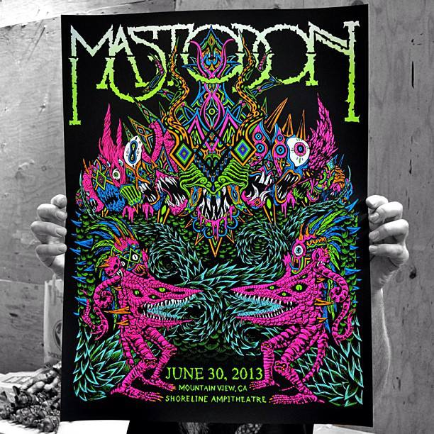 skinner Mastodon - Mountain View, CA 2013