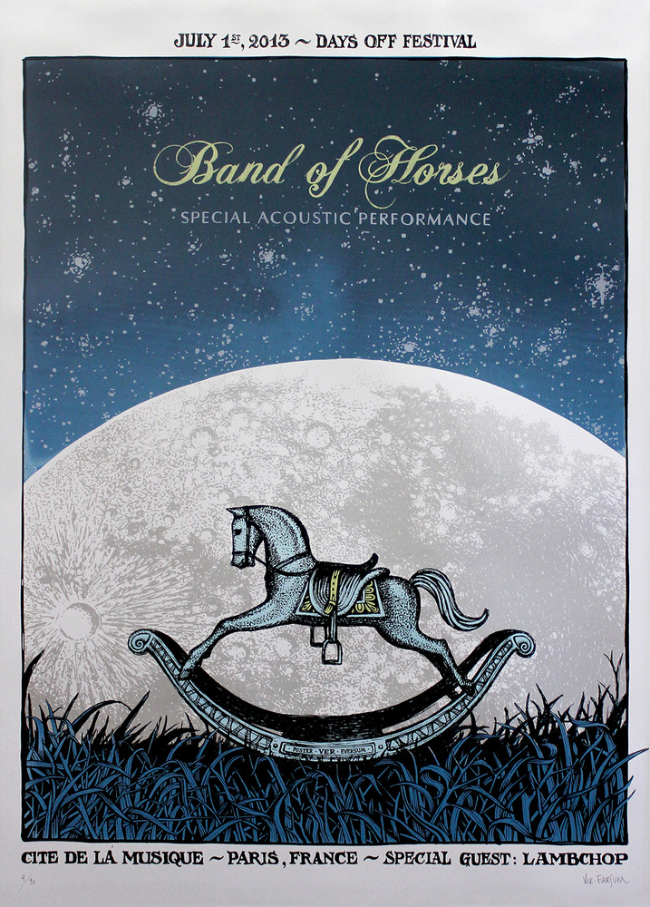 Ver eversum band of horses paris 2013
