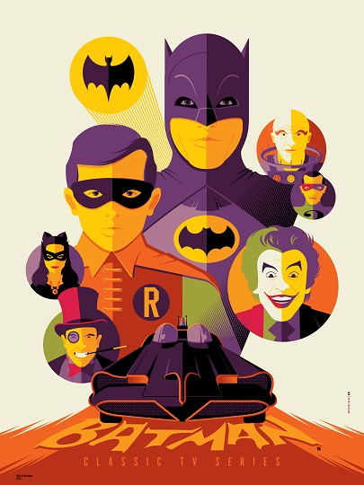whalen Batman Classic TV Series variant