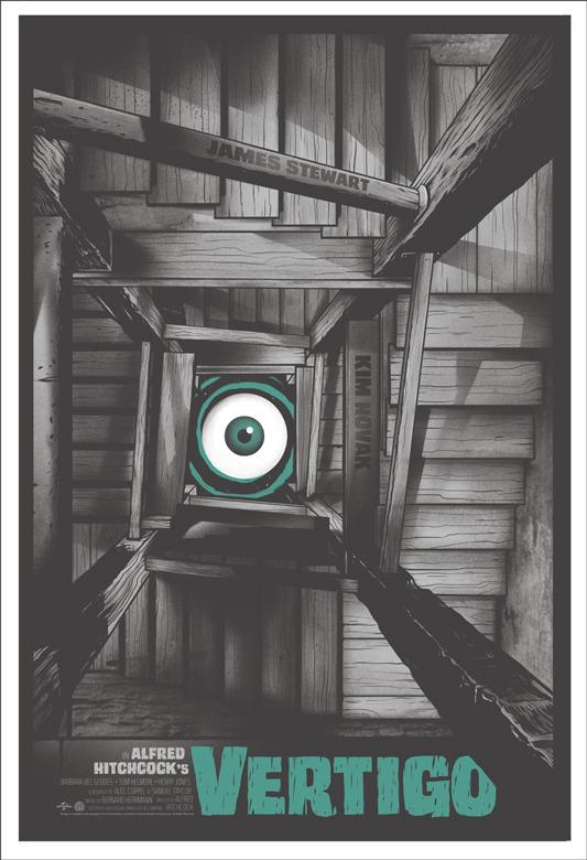 Ghoulish Gary Pullin vertigo 1