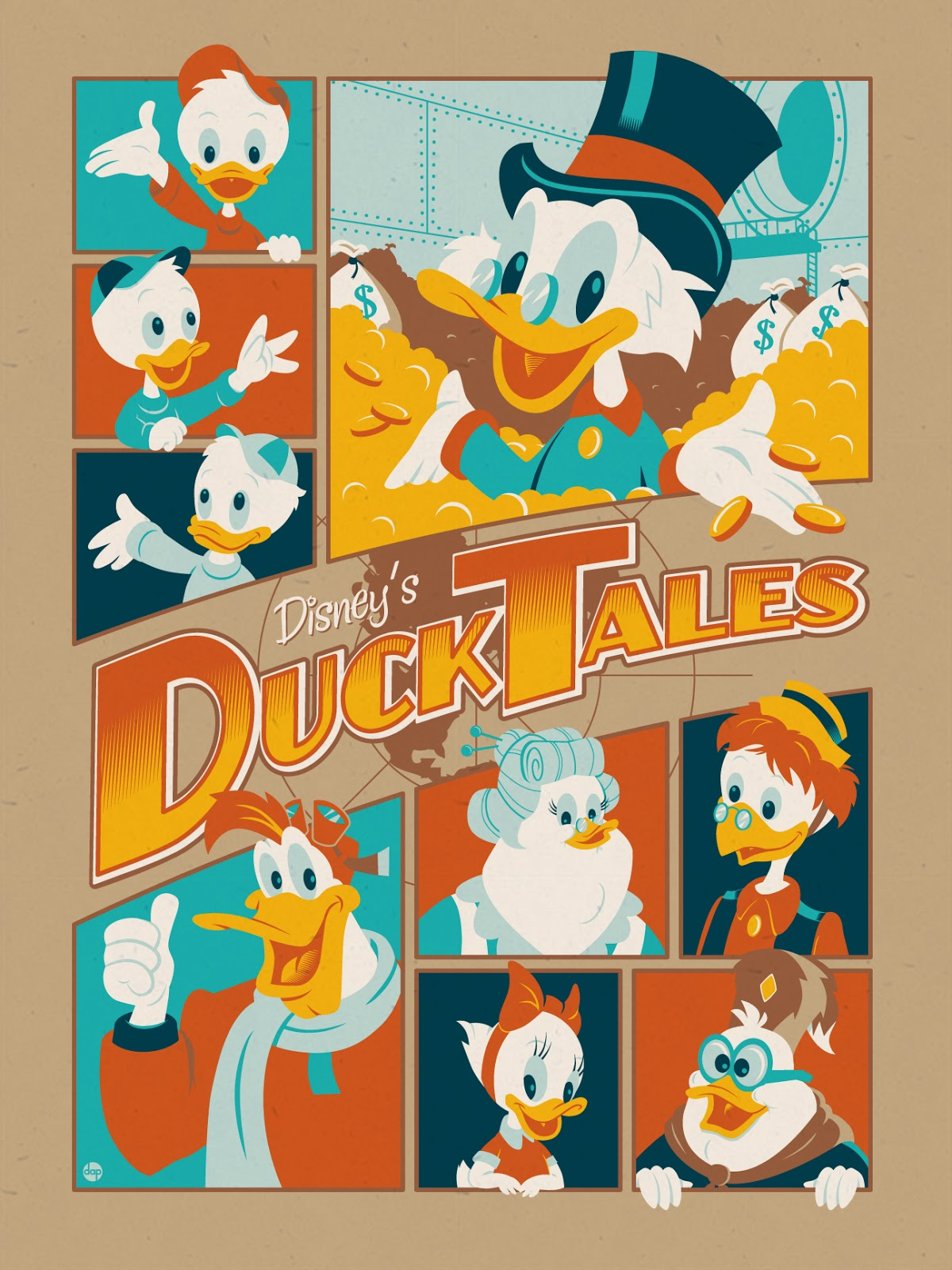 Perillo DuckTales