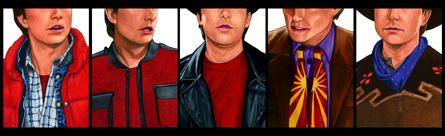 The Marty McFly Collection