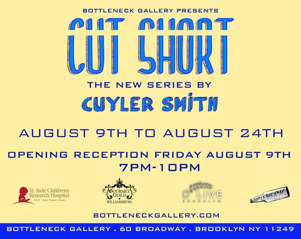 bottleneck gallery cuyler Smith Cut Short