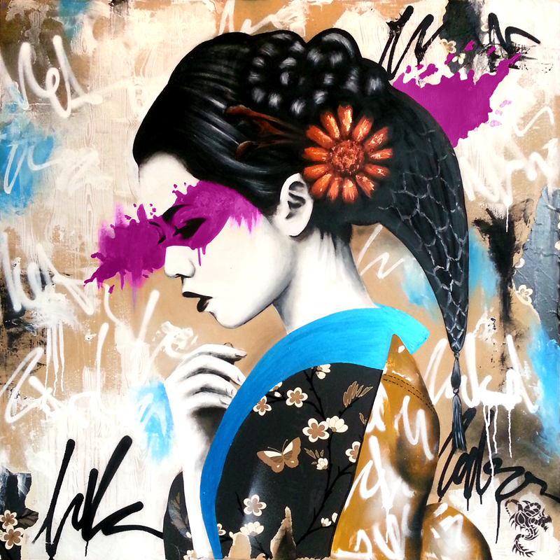 fin dac Indocea pink