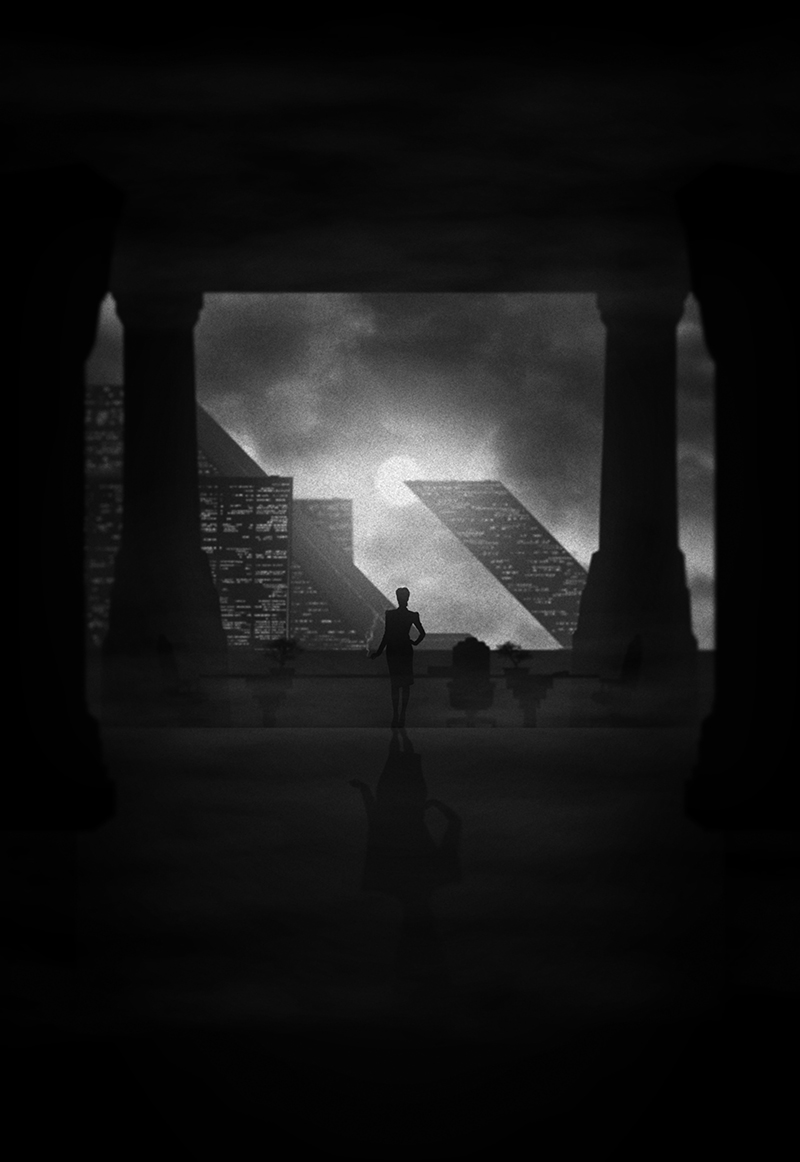 marko manev s noir prints 411posters. Black Bedroom Furniture Sets. Home Design Ideas