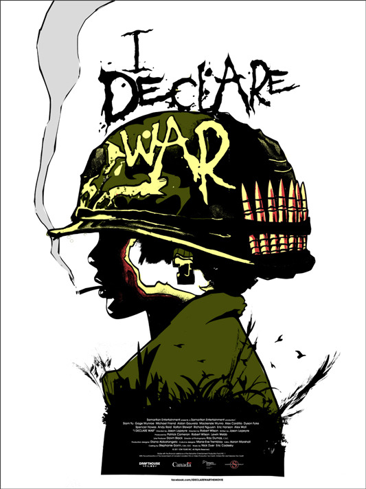 shaw i declare war