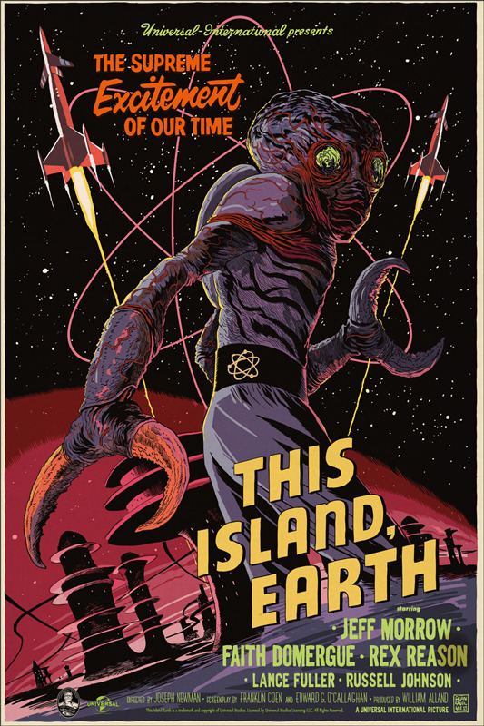 Francavilla this island earth