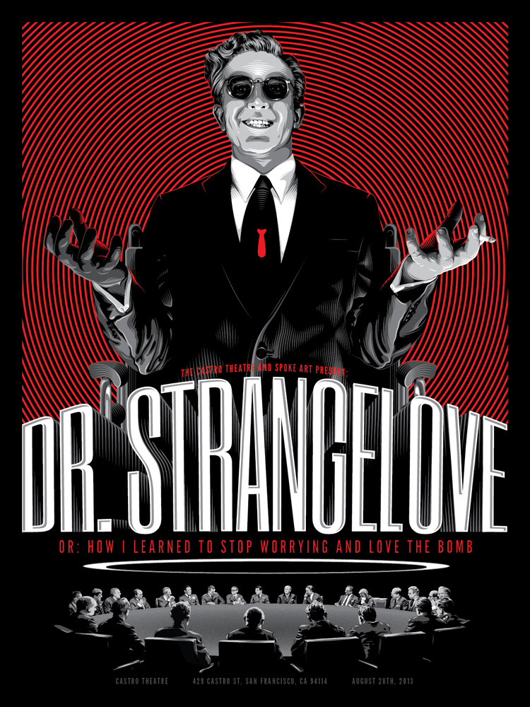 ching Dr. Strangelove