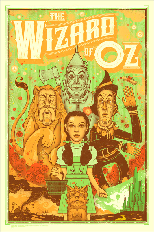 erwin the wizard of oz