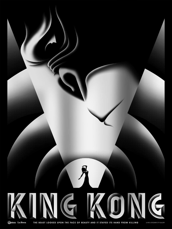la boca king kong style a silver