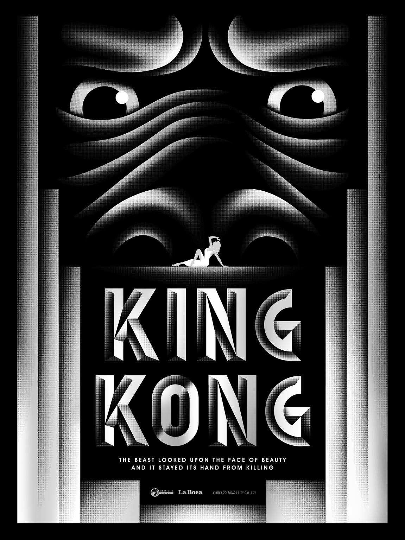 la boca king kong style b silver