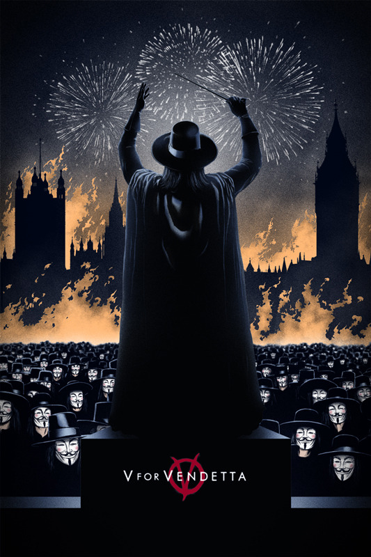 manev v for vendetta