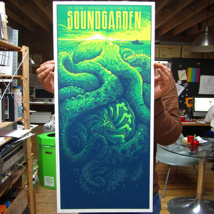 mumford Soundgarden - Copenhagen 2013 1