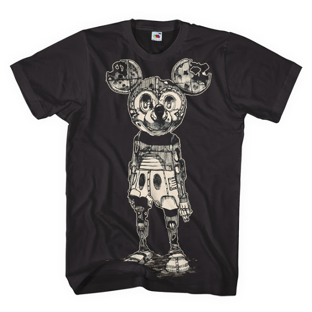 pixel pancho rusted mickey 1