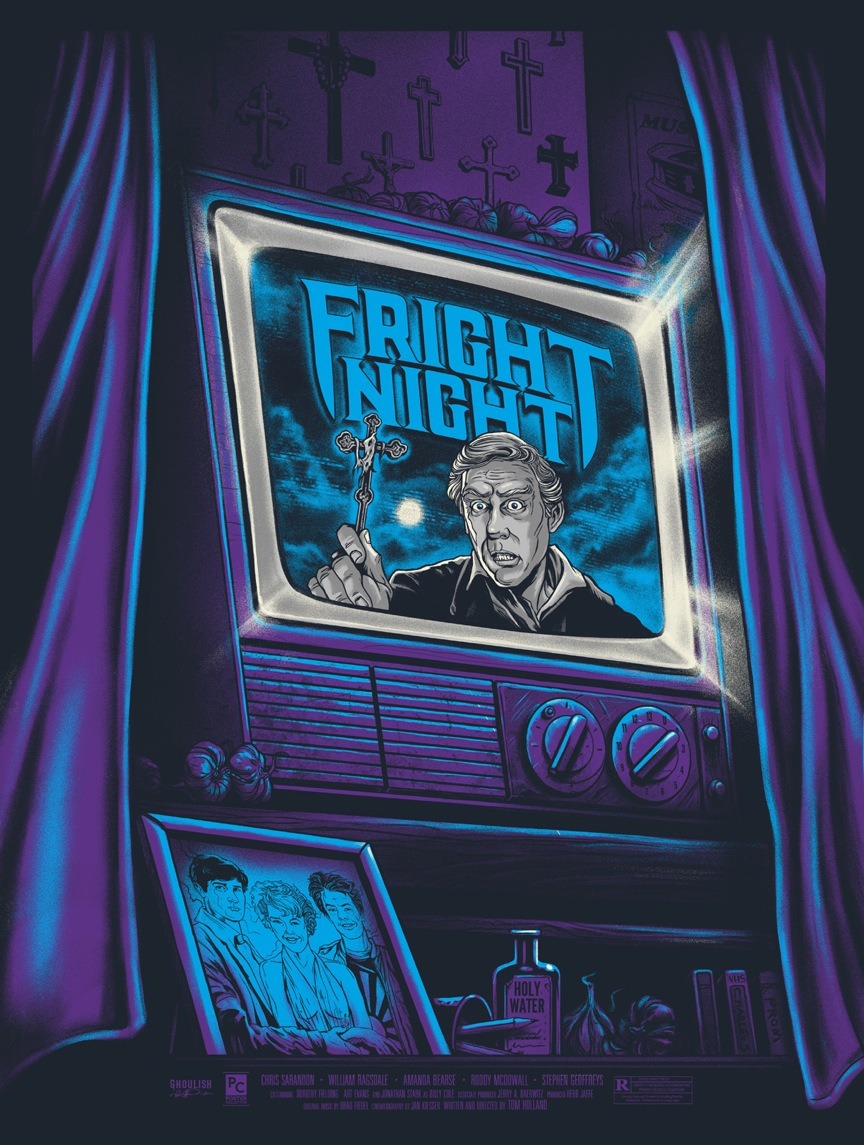 pullin fright night variant